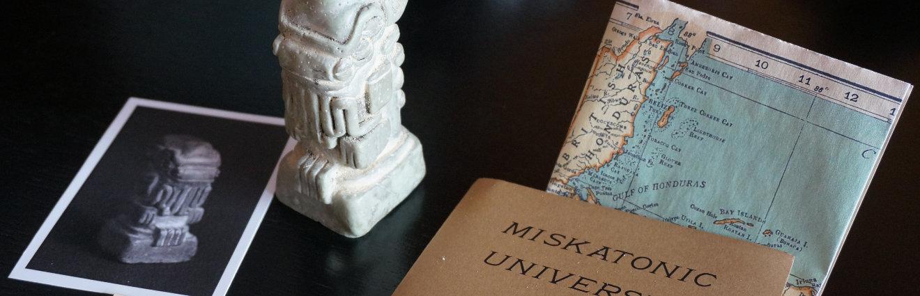 Lovecraft et le langage des dieux